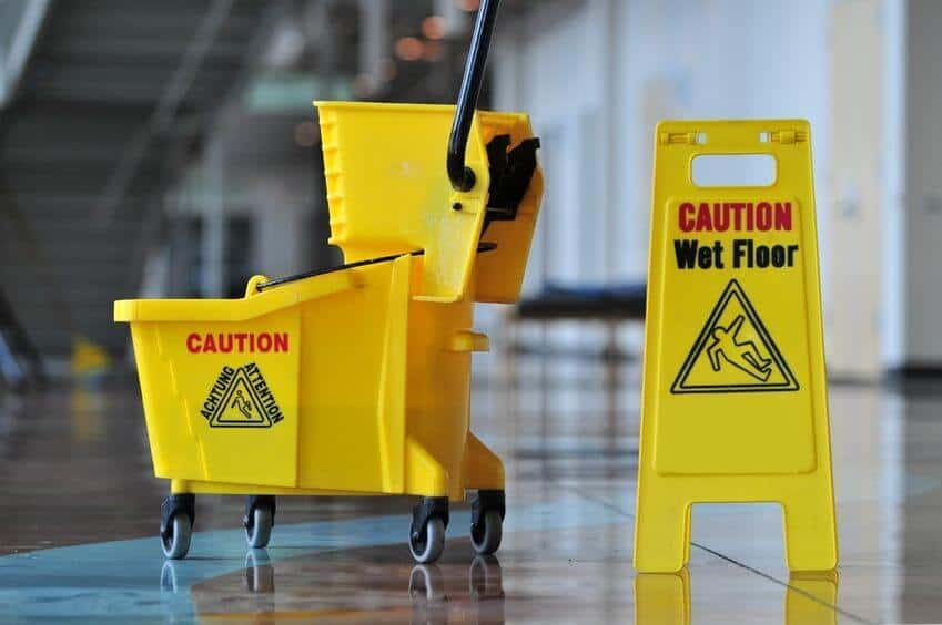 Quick guide to Slip and fall law