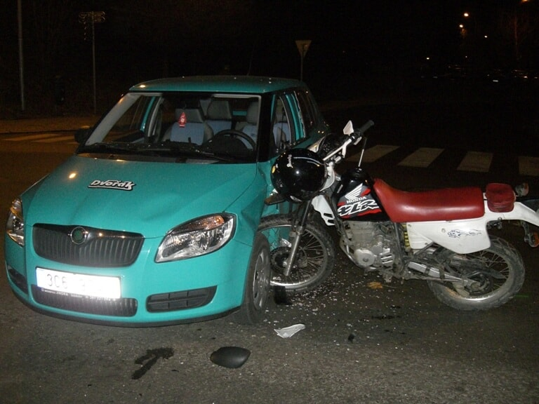 Motorcycle Accidents in South Florida