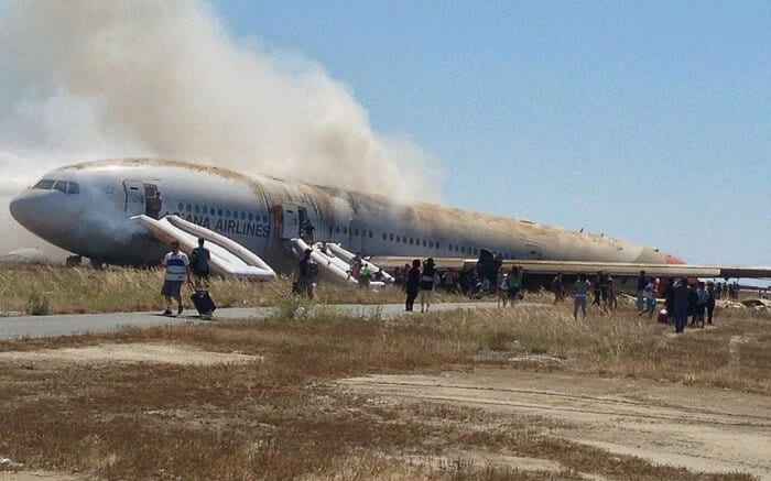 Things you don't know concerning Aviation Accidents