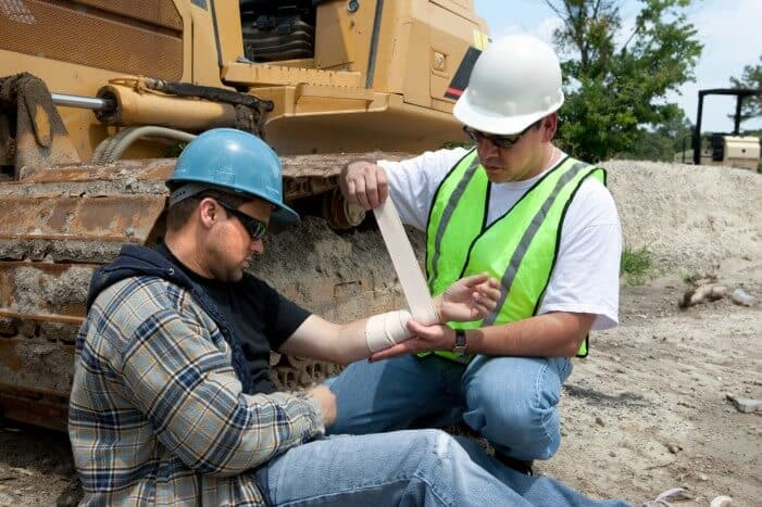 The Most Common Workplace Injuries in Hallandale, South Florida