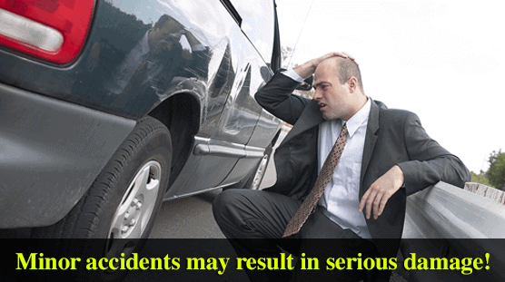 "Is it worth it to secure legal help for a ""minor"" auto accident?"