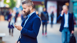 Texting While Walking More Dangerous Than Texting While Driving