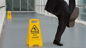 Have You Sustained Injuries In A Slip And Fall Accident?