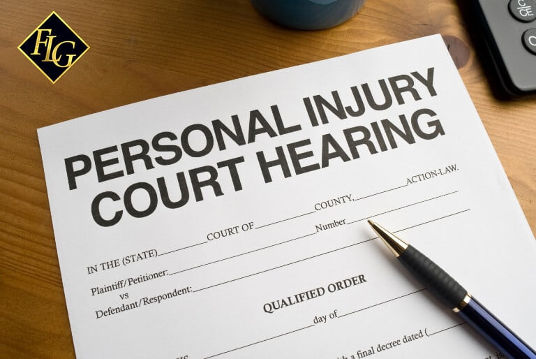 Personal Injury Hallandale