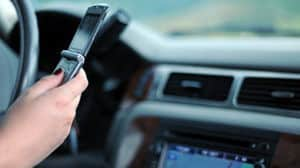 Ban On Texting And Driving Advancing Through The Legislature