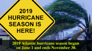 Hurricane Season 2019