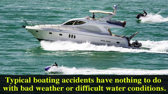 Boating Accident In Florida