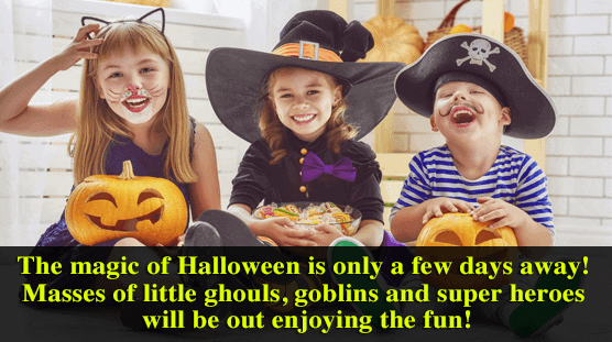 Trick-Or-Treat, Make Sure A Fun Halloween Is A Safe Halloween!