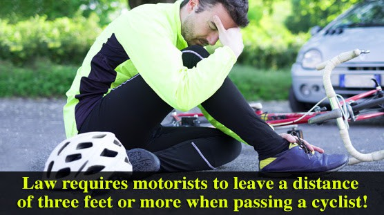 Have You Been Injured In A Bicycle Accident?